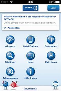 Payback App Punkte Sammeln : mit der payback app ecoupons mobil aktivieren und einen von f nf opel gewinnen apfelpad ~ Orissabook.com Haus und Dekorationen