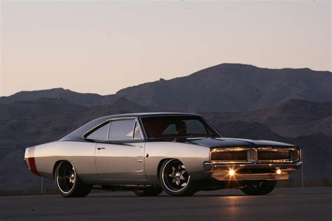 Icon Of All Muscle Cars