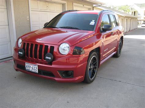 Jeep Compass Modification by Mesican08 2008 Jeep Compass Specs Photos Modification