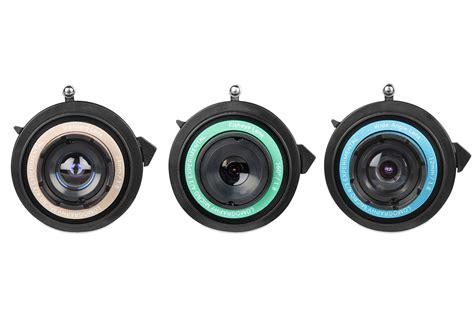 lomography digital lomography experimental lens kit for micro 4 3 digital