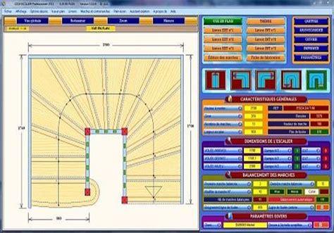 logiciel dessin escalier metallique gratuit am 233 nagement