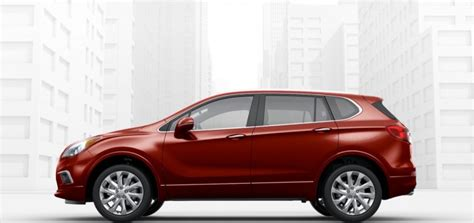 buick envision  exterior colors gm authority