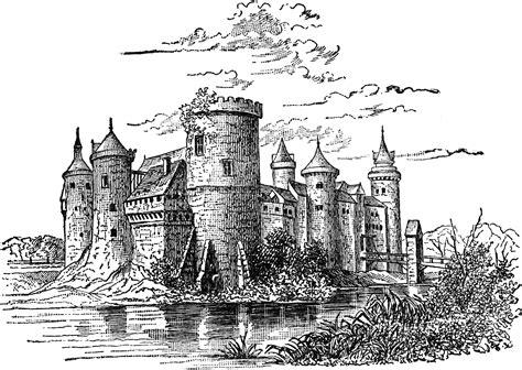 castle clipart etc
