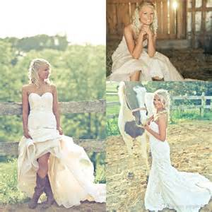 cheap country wedding dresses discount in boots country wedding dresses 2016 sweetheart backless backless a line
