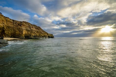 Sunset Cliffs Where Willie