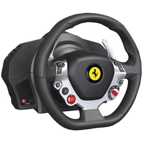 Thrustmaster Tx Ferrari 458 Italia Edition Zwart Prijzen