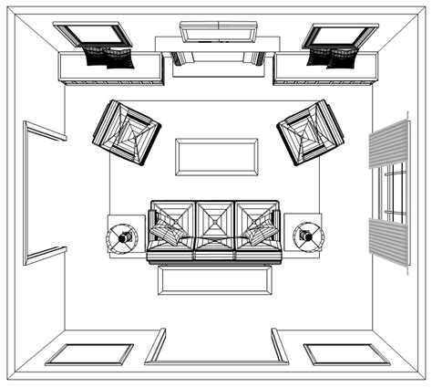 six tips to improve your living room layout christopher