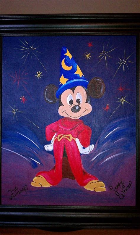 Sorcerer Mickey Mouse Club