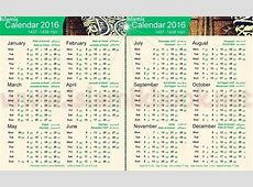 Islamic Calendar 2017 Pakistan weekly calendar template