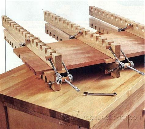 diy panel clamps panel glue  tips jigs  techniques woodwork woodworking woodworking