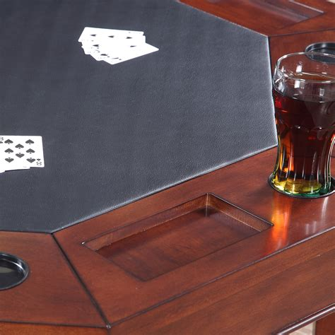 poker table and chips set broadway 48 in folding poker table and chairs set pool