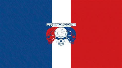 frenchcore  logo wallpaper  hd wallpapers