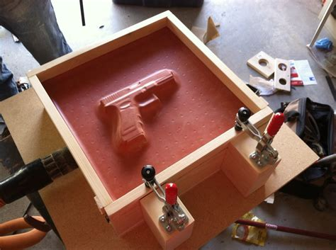 how to make a vacuum forming box diy vacuum former kydex diy do it your self