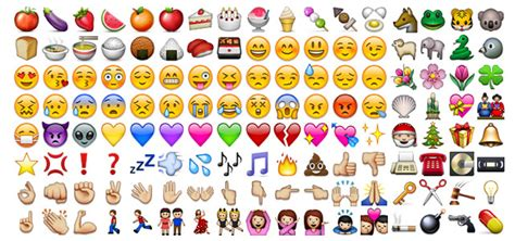 emoji for iphone mobile company creates new emoticons in the name