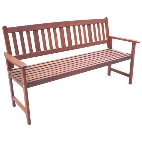 Outdoor Bench Seats by Outdoor 3 Seater Wooden Garden Bench Seat Chair Buy
