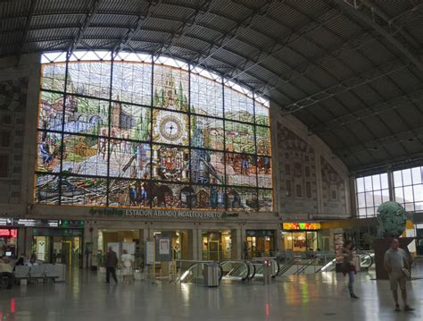 Simplify Travel With Bilbao's Bus and Train Stations