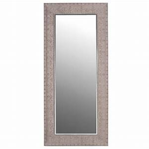 Boho Beauty Full Length Mirror, French Bedroom Company