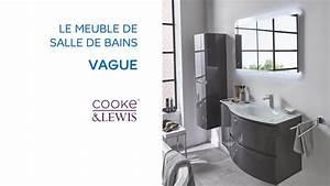 Meuble De Salle De Bains Vague COOKE LEWIS Castorama