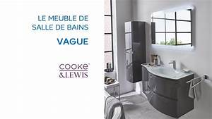 Meuble Salle De Bain Castorama : meuble de salle de bains vague cooke lewis castorama ~ Melissatoandfro.com Idées de Décoration