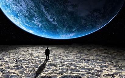 Stunning Fantasy Galaxy Desktop Earth Planet