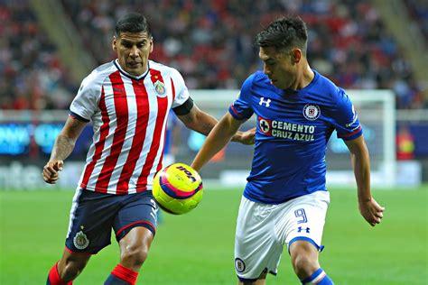 Liga MX: Cruz Azul y Chivas con oportunidad de Liguilla ...