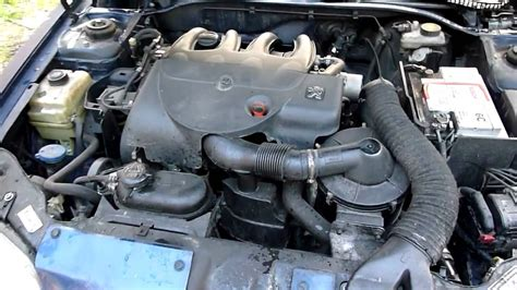 Peugeot Diesel Engine peugeot 306 1 9 diesel engine start and sound hd 720p