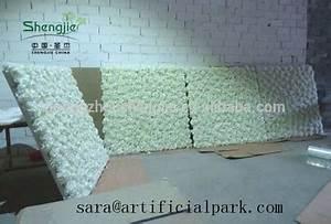 Mur De Fleur Artificielle : d coration de mariage toile de fond soie artificielle artificielle fleur mur gros buy ~ Teatrodelosmanantiales.com Idées de Décoration
