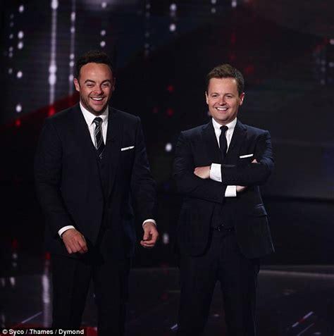 Britain's Got Talent viewers slam 'creepy' Declan Donnelly ...