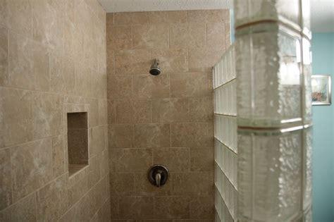 glass blocks   construction windows showers walls