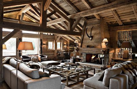 17 Swiss Chalet Decorating Style