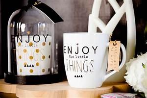 Tasse à Café Maison Du Monde : enjoy the little things ~ Teatrodelosmanantiales.com Idées de Décoration