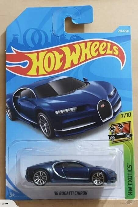 Exactly as you would expect from the hot wheels car, my son had to have a bugatti, and i think this cost bugatti prices at around $20 for this item, but he is very happy. Pin by Jeanluclecouls on autos coleccionables | Hot wheels ...