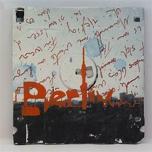 From The Berlin Series  Its Mixed Media  A Combination Of