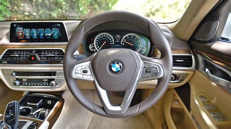 Bmw 7 Series 2017 740li Dpe Signature Interior Car Photos