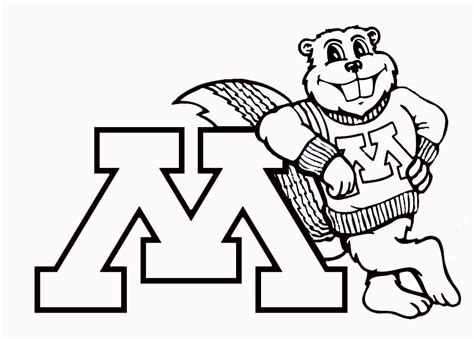 gopher clipart black and white goldy gopher goldy