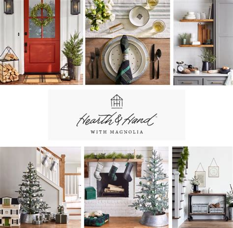 Home Decor Line by Hearth And Favorites New Home Decor Line By Joanna