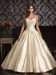 champagne wedding dresses dressed up girl With champagne wedding dress