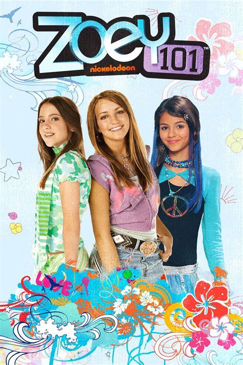 Zoey 101 - Seizoen 3 - TV Series   Nickelodeon