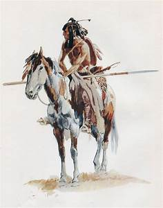 Popular Native Indian Horse