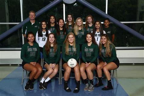 saint john paul great catholic high school girls varsity volleyball