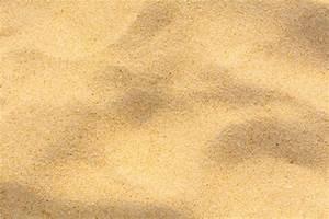 Sand texture on the beach as background   Premium Photo