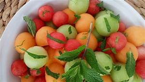10 minute Spring Mojito Fruit Salad   Clean Food Crush