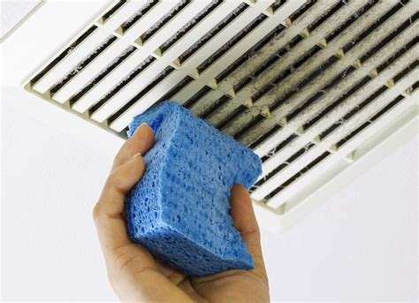 clean bathroom exhaust fan speed cleaning tips
