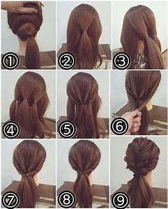 Easy Hairstyles To Do At Home Step By Indian - Hairstyles ...