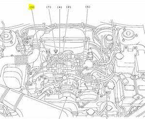 2002 Subaru Outback 2 5l Where Is The Location Of The