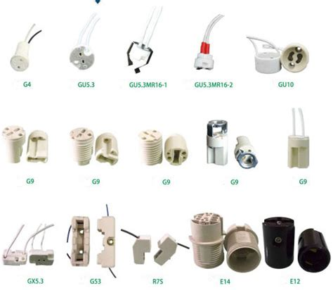 fluorescent light socket types porcelain l holder installation