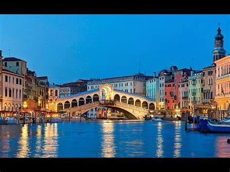 venice italy venice attractions  city centre youtube