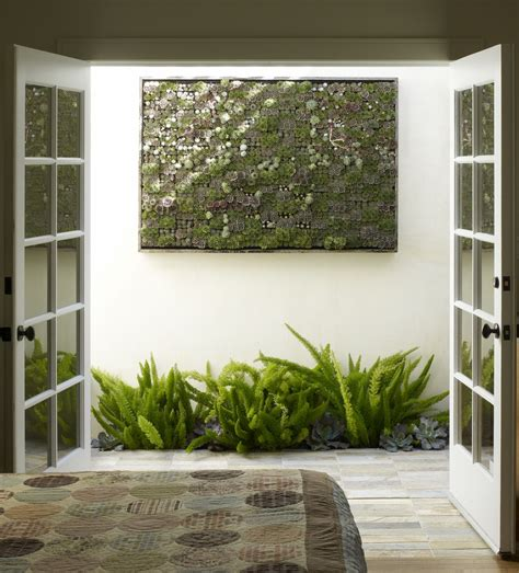 Vertical Garden Succulent Wall Panels by Vertical Gardens Diy Panels The Modern Gardener