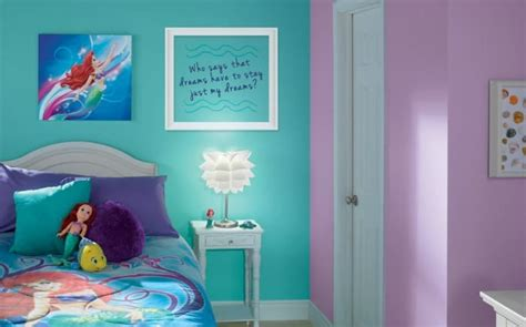 mermaid bedroom makeover faithfully