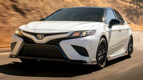 2020 Toyota Camry TRD Costs $31,995, It's The Cheapest ...